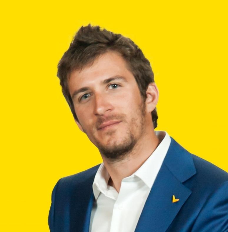 Clément Mochet Commercial Director